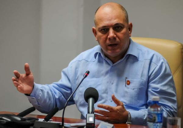 Ministro cubano de Salud intervino en reunión subregional de la OPS