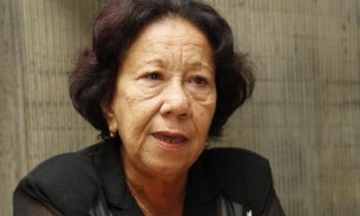 La destacada pedagoga cubana Leonela Inés Relys Díaz, creadora del método de alfabetización «Yo, sí puedo». Foto: Internet
