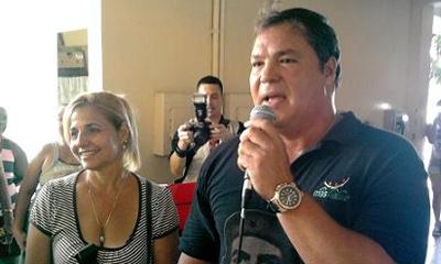 Héroe cubano Ramón Labañino, nuevo vicepresidente de la ANEC