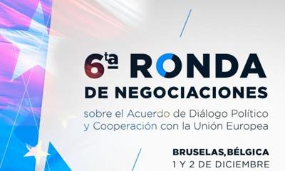 Celebrarán Cuba y Unión Europea sexta ronda de negociaciones