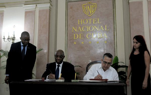 Cuba and Mozambique sign cooperation agreement on agriculture